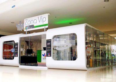 CC. SANTAFÉ BOGOTÁ  |  Zona VIP