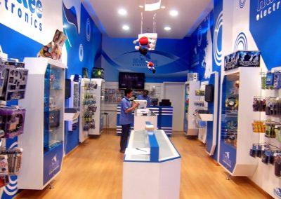 HUSKEE ELECTRONICS  |  Local Centro Comercial Hayuelos