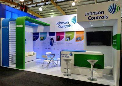 JHONSON CONTROLS  |  Feria E+S+S 2010