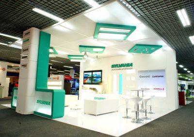 SYLVANIA  |  Feria Expoconstrucción Expodiseño 2011