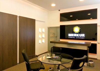 MERKUR GAMING (ALEMANIA)  |  Show Room - Bogotá