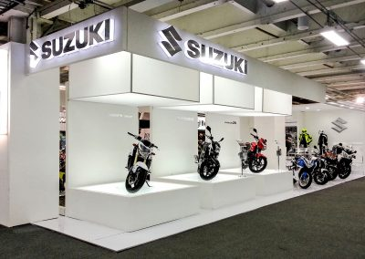 SUZUKI  |  Salón del Automóvil 2012