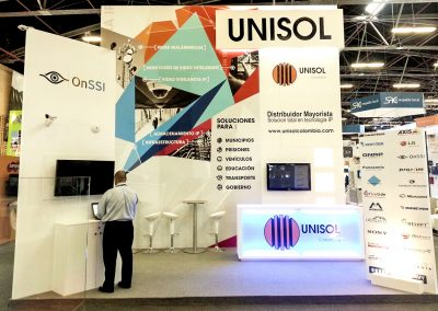 UNISOL INTERNATIONAL (EE.UU)  |  Feria E+S+S 2013