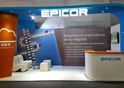 EPICOR LATINOAMÉRICA  |  Feria Internacional de Metalmecánica 2016 (Lima - Perú)