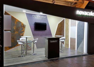 NOVACOLOR (ITALIA)  |  Expoconstruccion - Expodiseño 2017
