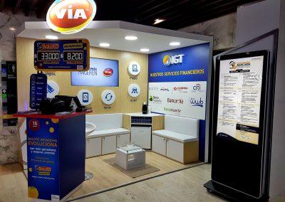 VIA - BALOTO  |  Convención Bancaria 2017 (Lima - Perú)