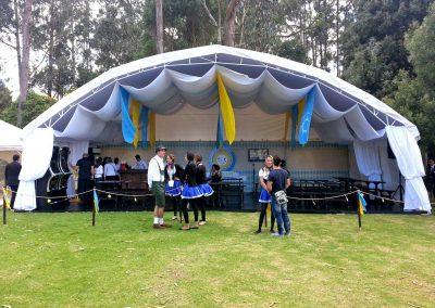 MERKUR GAMING (ALEMANIA)  |  Evento Oktoberfest Bogotá 2014