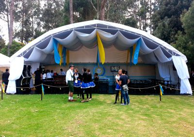 MERKUR GAMING (ALEMANIA)  •  Evento Oktoberfest Bogotá 2014