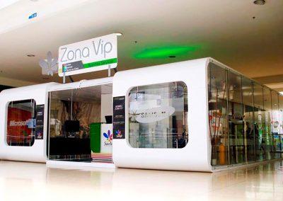 CENTRO COMERCIAL SANTAFÉ BOGOTÁ • Zona VIP
