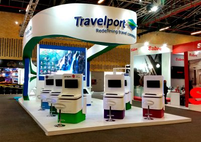 TRAVELPORT (EE.UU) • Vitrina Turística ANATO 2016