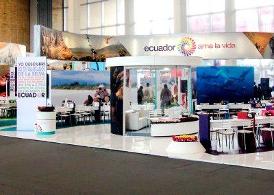 MINISTERIO DE TURISMO DE ECUADOR • Vitrina Turística ANATO 2012