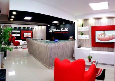 ODONTO HEALTH • Diseño clínica dental - Barranquilla