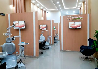 GRUPO DENTAL SPA • Diseño clínica dental - Barranquilla