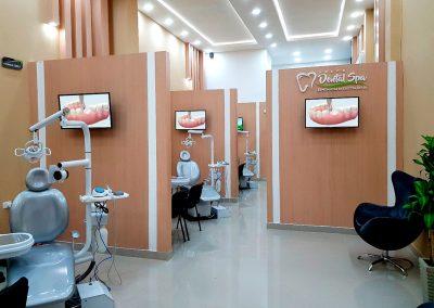 GRUPO DENTAL SPA • Diseño clínica dental - Barranquilla