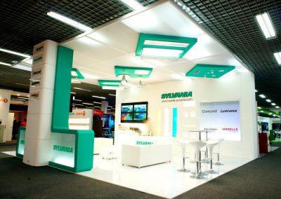 SYLVANIA • Feria Expoconstrucción Expodiseño 2011