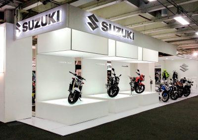 SUZUKI • Salón del Automóvil 2012