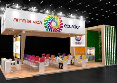 MINISTERIO DE TURISMO DE ECUADOR • Propuesta Vitrina Turística ANATO 2019