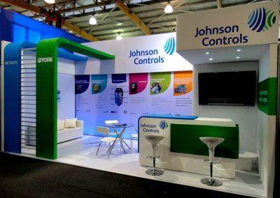 JHONSON CONTROLS • Feria E+S+S 2010