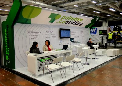 PALMTREE CONSULTING • Expo Estatal 2012