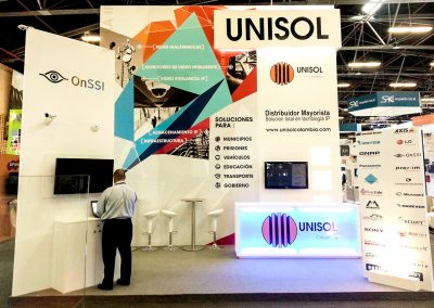 UNISOL INTERNATIONAL (EE.UU) • Feria E+S+S 2013