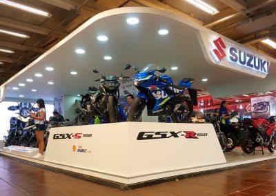 SUZUKI • Feria Moto Go 2017