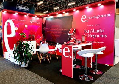 E-MANAGEMENT (MALTA) • Feria FADJA 2019