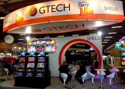 GTECH (ALEMANIA) • Feria FADJA 2014