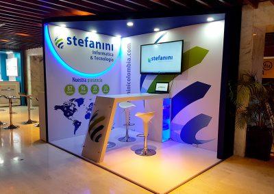 STEFANINI (BRASIL) • Convención Bancaria 2017