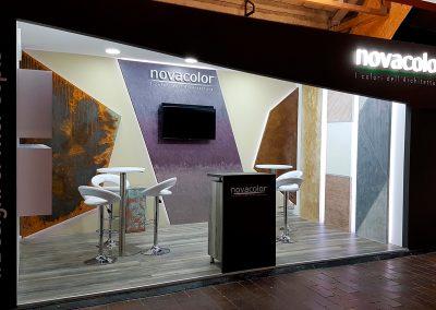 NOVACOLOR (ITALIA) • Expoconstruccion - Expodiseño 2017