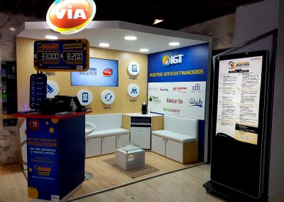 VIA - BALOTO • Convención Bancaria 2017